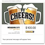 Amazon Gift Card - Email - Cheers!