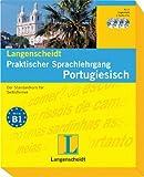 Langenscheidt Praktischer Sprachlehrgang Portugiesisch - Set mit Buch,  Begleitheft und 3 Audio-CDs: Der Standardkurs für Selbstlerner