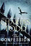 The Confession Intl: An Inspector Ian Rutledge Mystery (0062194321) by Todd, Charles