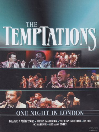 The Temptations: One Night In London front-681074