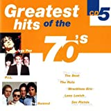 Greatest hits of the 70's cd 5 (CD Compilation, 18 Tracks) the beat - tears of a clown / the ruts - babylon's burning / wreckless eric - reconnez cherie / the stranglers - something better change / lene lovich - lucky number / 999 - homicide / sex pistol