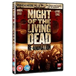 Night of the Living Dead Re-animation [DVD - Includes 3D and 2D Version]