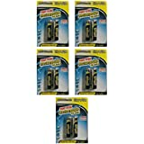 Skywok 5 Packs Of 10 Pieces 2100mah AA 1.2V, Rechargeable Ni-Mh Batteries 2100 MAh AA Size