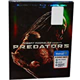 Predators (3 DISC SET: DVD Digital