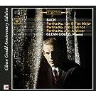 Bach: Partitas, BWV 825-827, Volume 1 (Glenn Gould - The Anniversary Edition)