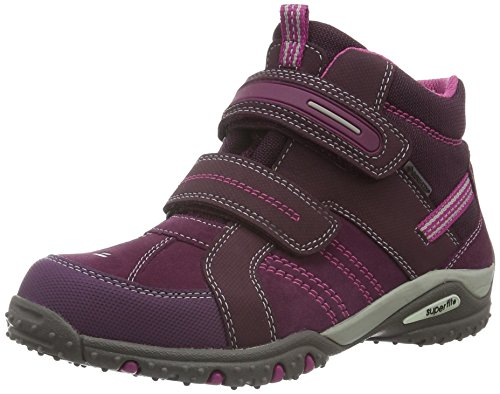 SuperfitSPORT4 - Scarpe da Ginnastica Basse Bambina , Rosa (Pink (MAGIC 40)), 37
