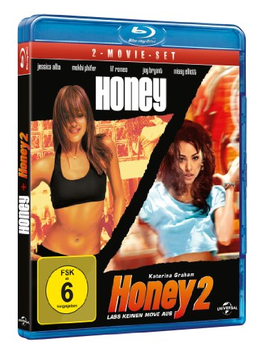 Honey 1 & 2 - 2-Movie-Set [Blu-ray]