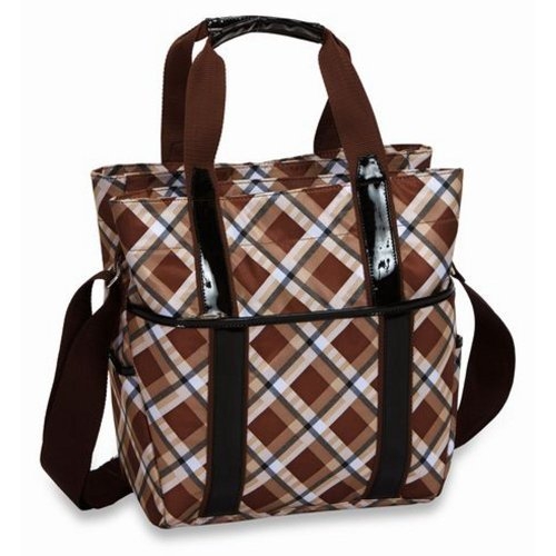 picnic-plus-outdoor-portable-travel-main-liner-commuter-tote-saddle-plaid-by-picnic-plus