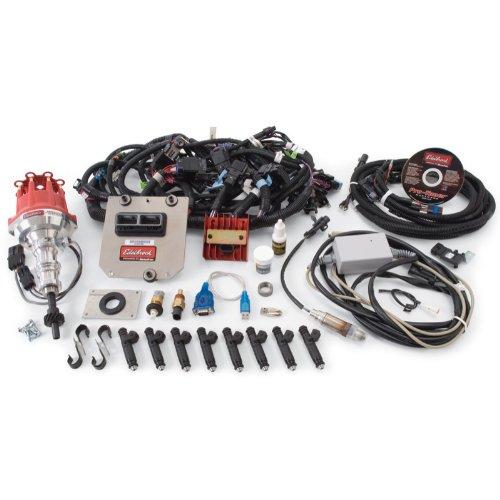 Edelbrock 3672 Pro-Tuner Victor Efi Electronics Kit front-25453