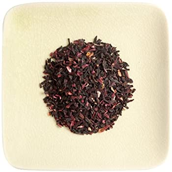 Ruby Hibiscus Herbal Tea