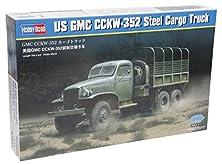 buy Hobby Boss Gmc Cckw-352 Steel Cargo Truck Model Kit