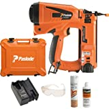 Paslode Impulse IM50 F18 Cordless Gas Brad Nail Gun with 1 Lithium Battery 1.25ah