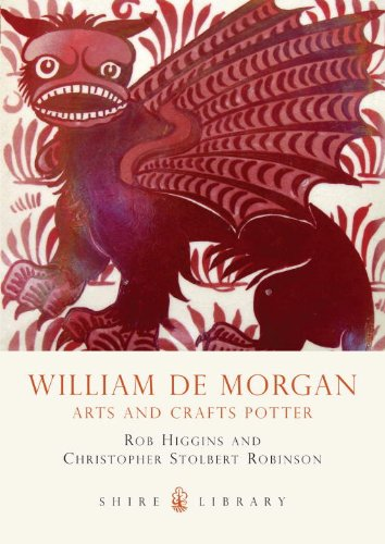 William De Morgan: Arts and Crafts Potter (Shire Library)