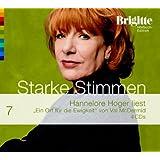 Ein Ort für die Ewigkeit. Starke Stimmen. Brigitte Hörbuch-Edition 2,  4 CDs