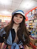 Sexy Girl Inflatable Semi-solid Silicone Love/sex Doll