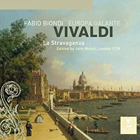 La Stravaganza Op.4 No.9, Concerto in D Major, RV 204: II. Largo