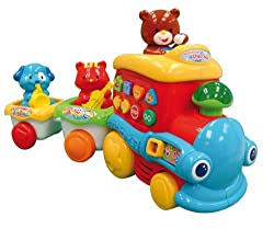 Vtech Sing Along Musical Train, Multi Color
