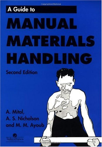Guide to Manual Materials Handling (Guide Book Series)