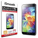 Samsung Galaxy S5 HD Ultra Clear Screen Protector