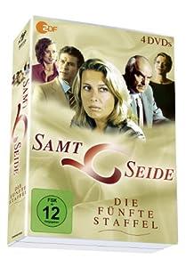 Samt & Seide - Die komplette 5. Staffel auf 4 DVDs!