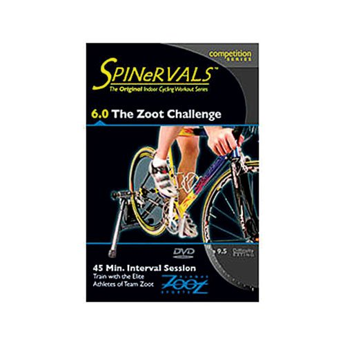 Spinervals Competition DVD 6.0 - The Zoot Challenge