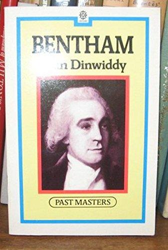 Bentham (Past Masters Series)