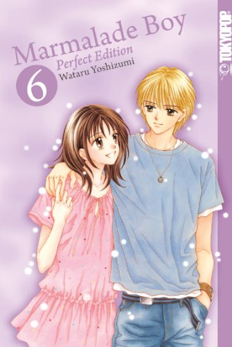 Marmalade Boy Perfect Edition, Band 6