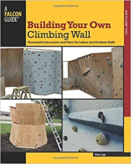Building Your Own Climbing Wall Illustrated Instructions