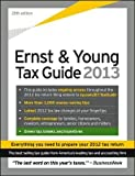 img - for [(Ernst & Young Tax Guide 2013 )] [Author: Ernst & Young] [Nov-2012] book / textbook / text book