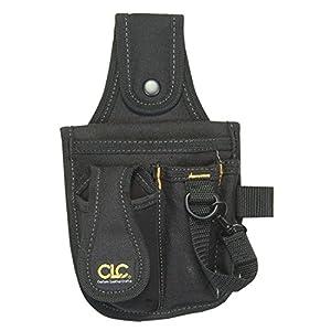 CLC Custom Leathercraft 1501 Poly Tool and Cell Phone Holder, 4-Pocket (Color: Multi, Tamaño: Medium)