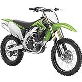 New Ray Toys 1:6 Scale 2010 Kawasaki KX450X Dirt Bike 49403