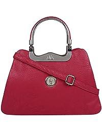 Hunar India Hot Pink Sling Bag
