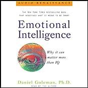 Emotional Intelligence: Why It Can Matter More Than IQ   [Daniel Goleman]