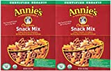 Annies Homegrown Organic Snack Mix Bunnies - 2 pk.