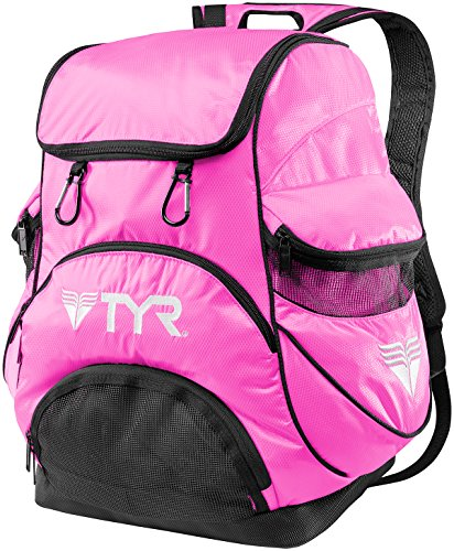 TYR Alliance Team Zaino da Nuoto, Rosa