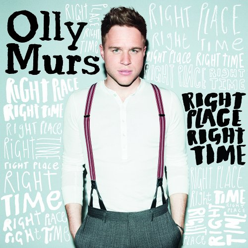 Right Place, Right Time by Olly Murs