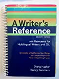 A Writers Reference 7th Edition with Resources for Multilingual Writers and ESL