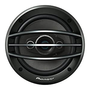 "Pioneer TS-A1684R A-Series 6 1/2"" 4-Way 350 Watts"