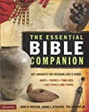 img - for The Essential Bible Companion: Key Insights for Reading God's Word (Essential Bible Companion Series) by John H. Walton (2006-04-27) book / textbook / text book