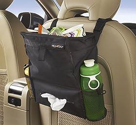 High Road Puff'nStuff Car Trash Bag Organizer