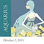 Aquarius: October 07, 2015 | Tali Edut,Ophira Edut