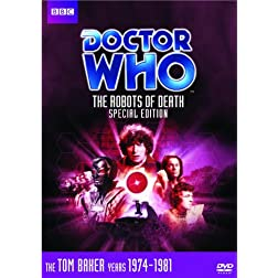 Doctor Who: The Robots of Death (Special Edition)