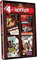 The Vampire/The Bat People/The Screaming Skull/The Vampire Lovers [DVD] [Region 1] [US Import] [NTSC]