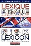 Lexique Risque : Risk Lexicon - Fran�...