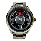 RJS007 2015 Alfa Romeo 159 TI Black Interior Steering Wheel Accessories Sport Watch