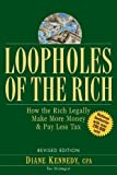 Image of Loopholes of the Rich: How the Rich Legally Make More Money and Pay Less Tax