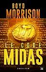 Une aventure de Tyler Locke, tome 2 : Code Midas