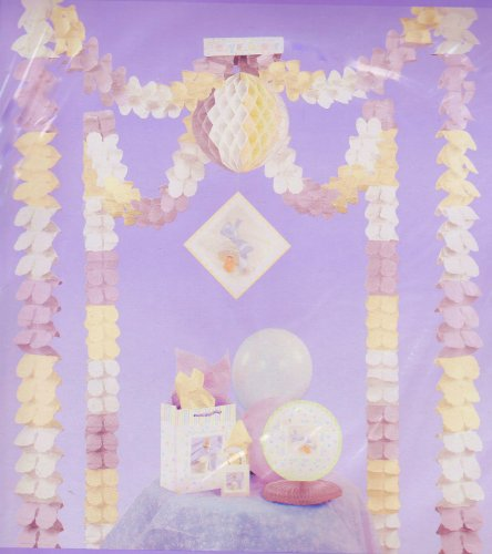 baby soft all in 1 party decoration