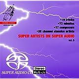 Super Audio CD Sampler Vol 5