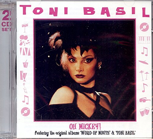 TONI BASIL - Oh Mickey!: Featuring The Original Albums: